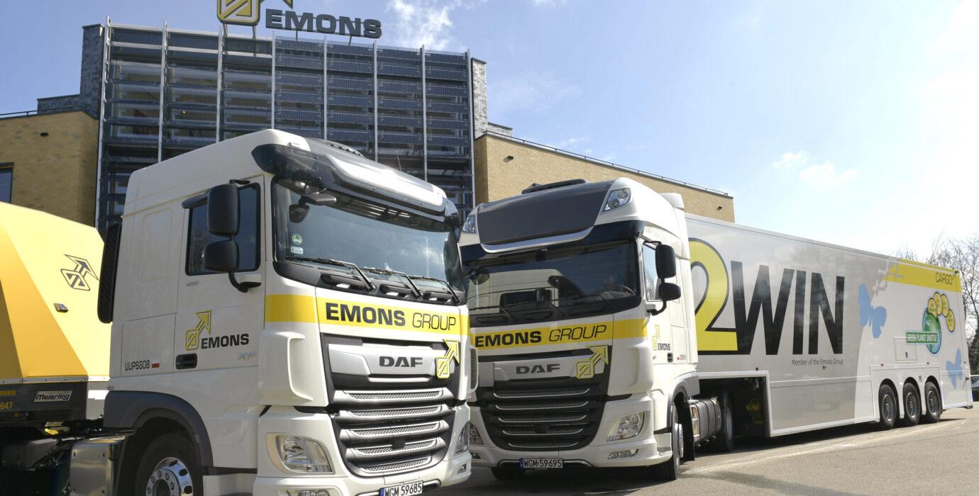 Afbeelding voor New trucks from DAF