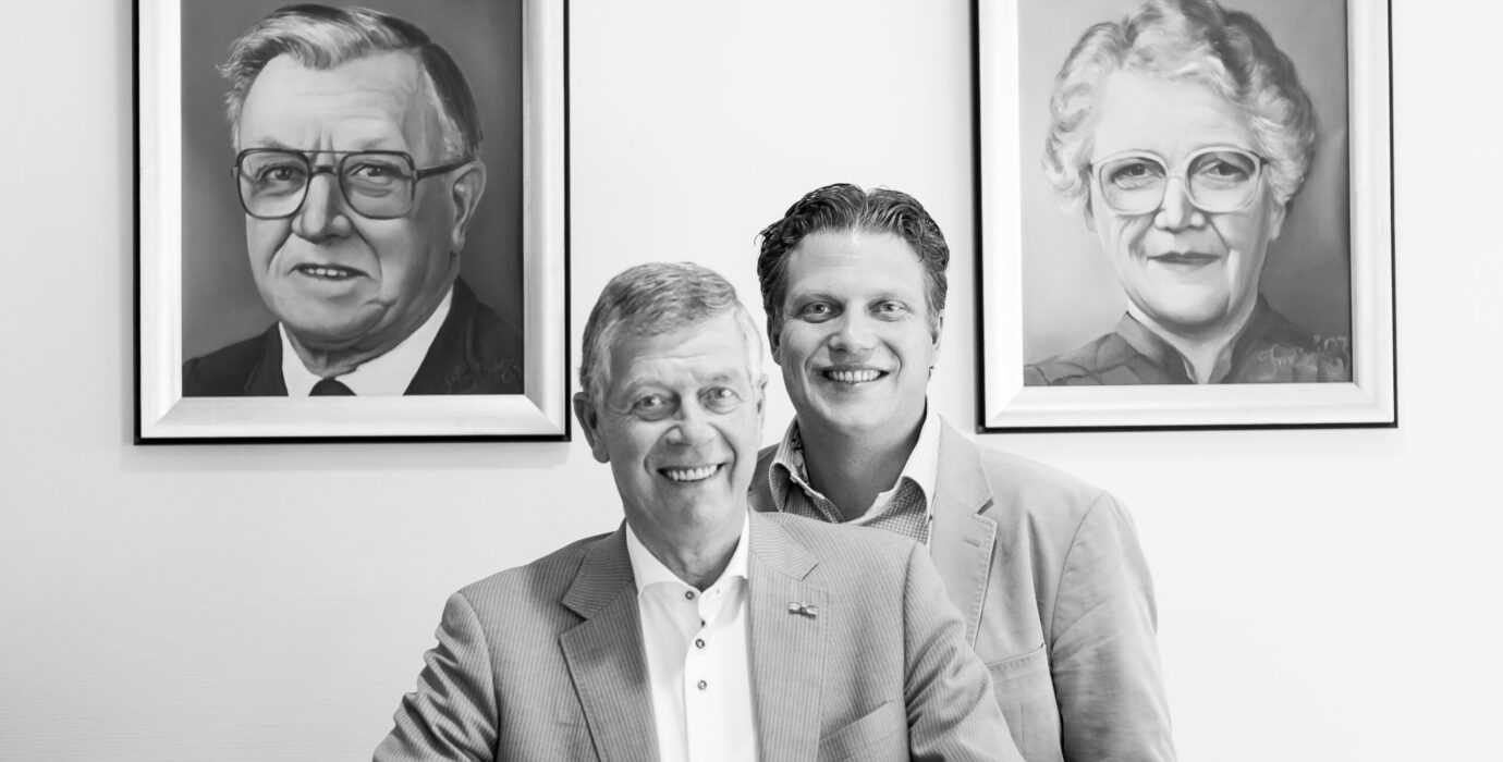 Afbeelding voor The third generation in the family business