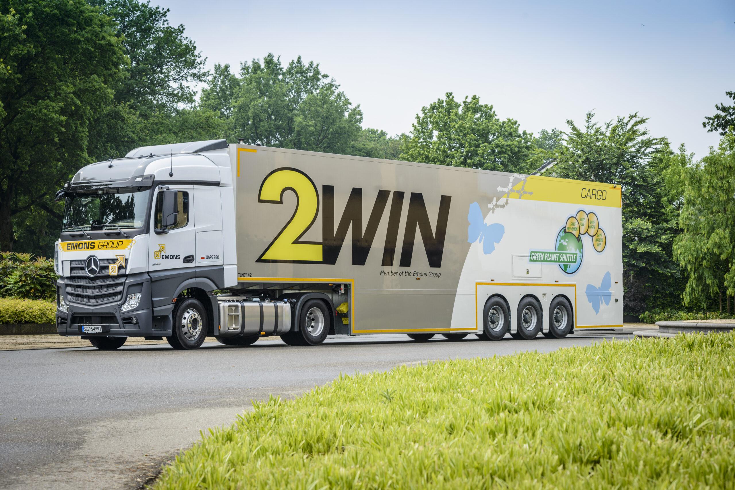 Afbeelding van 2WIN - cargo logistics