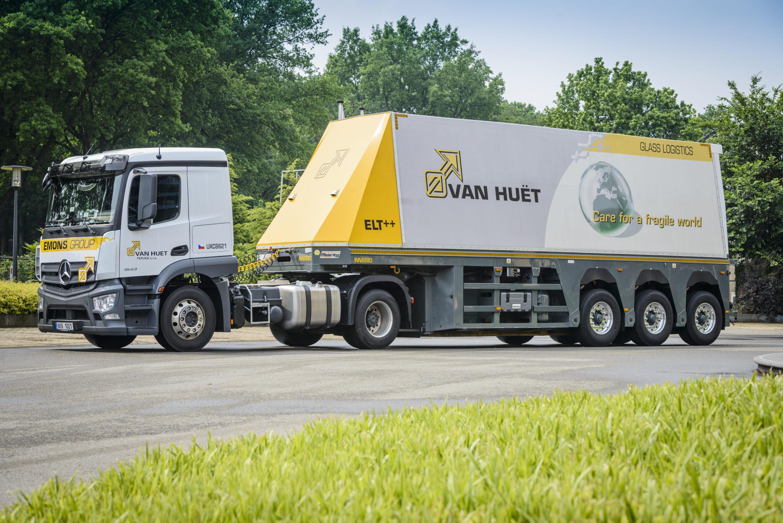 Afbeelding van glass logistics